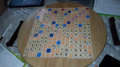 Bangalore Scrabble 2017 game 5