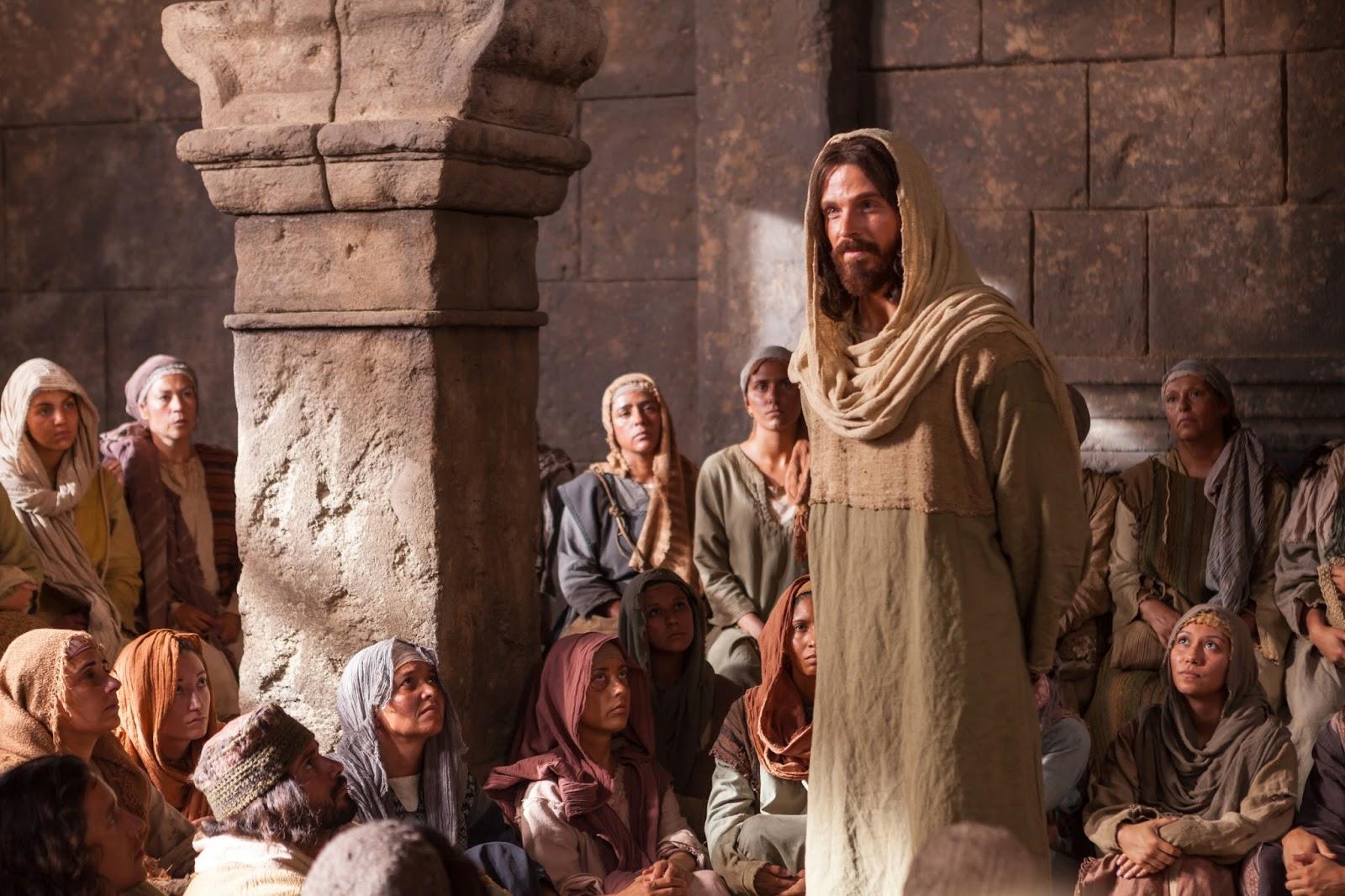 Jesus ensinava nas sinagogas aos sábados