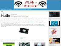 wlan-hotspot Testseite