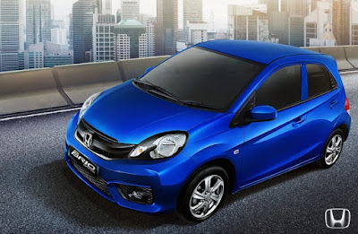 2016 Honda Brio Facelift Hd wallpaper