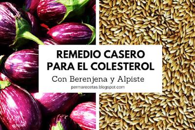 Remedio Casero para el Colesterol
