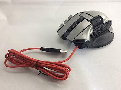 ゲーミングマウス『M-DUX71BK』