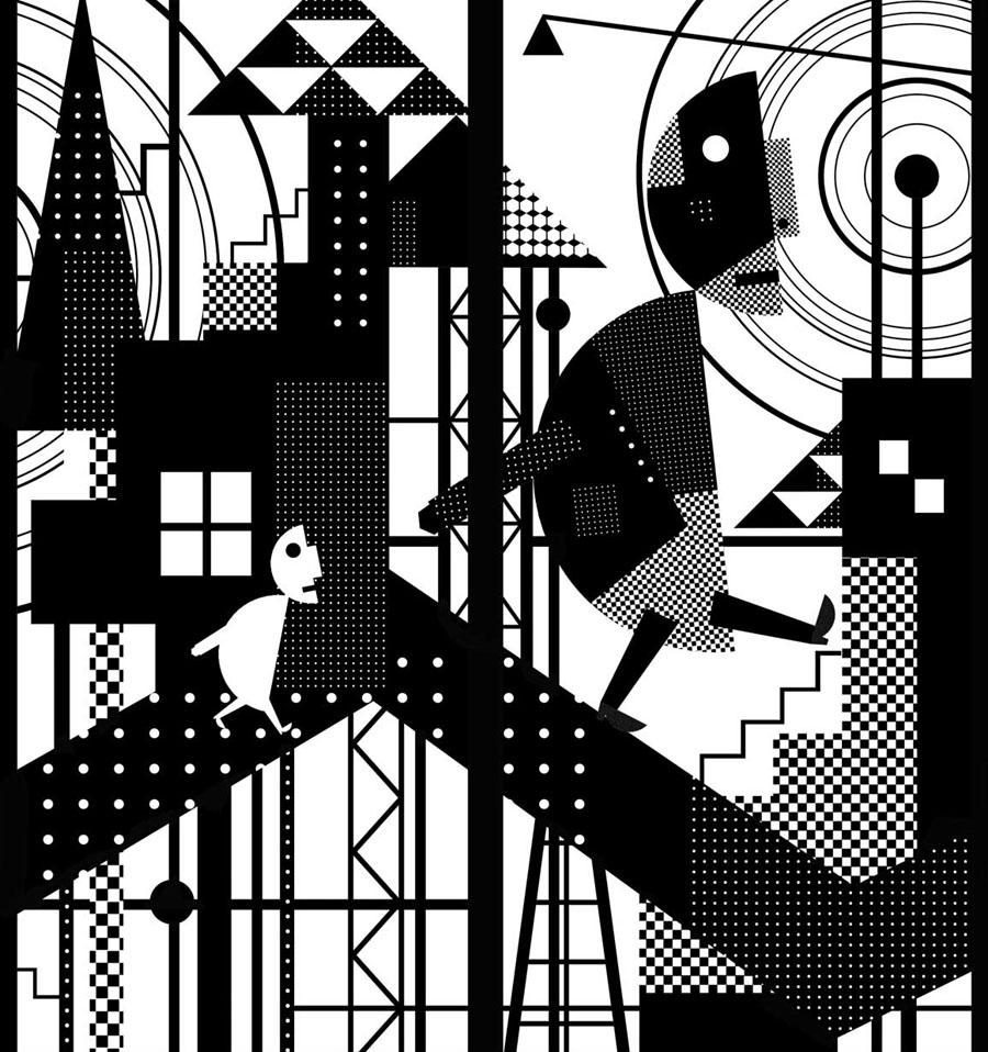 Daniel Bueno Illustration 22