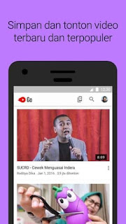 YouTube Go Apk - Free Download Android Apllication