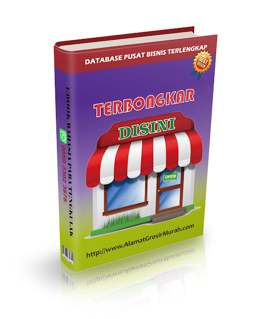 Ebook Database Alamat Grosir Murah