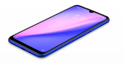redmi note 7 pro phone display size
