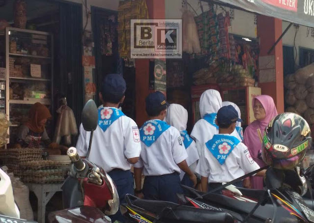 PMR MTs Khaudlul Ulum Galang Dana untuk Rohingya