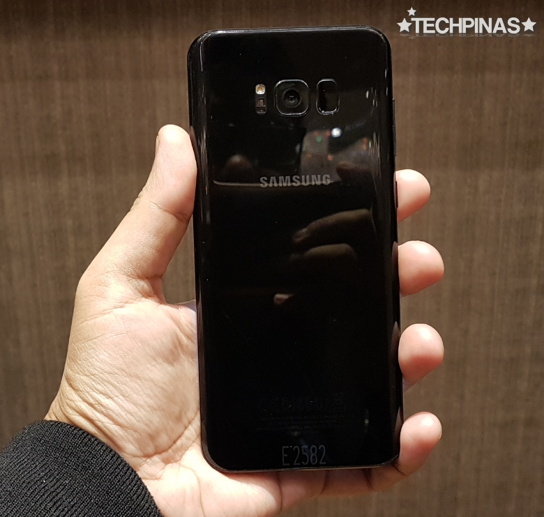 Samsung Galaxy S8+ 6GB RAM Version