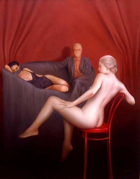 Pintura: Renso Castaneda