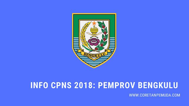 Pengumuman Hasil Tes CAT SKD Pemprov Bengkulu CPNS 2018 - BKD Bengkulu