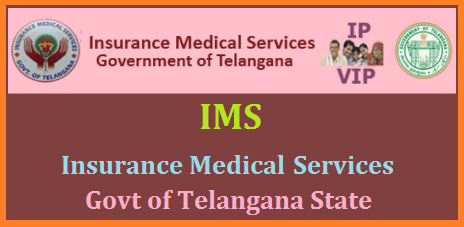 IMS Insurance Medical Services of Telangana ESI Official Website Toll Free Number @ims.telangana.gov.in