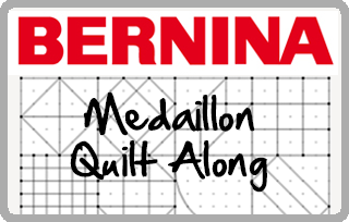 Bernina Medallion Quilt Along