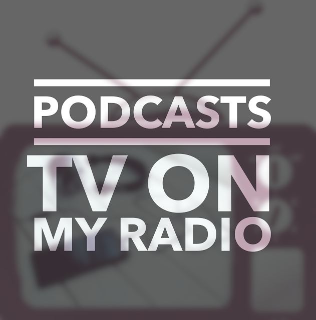 TV Podcasts graphic The 3 Rs Blog