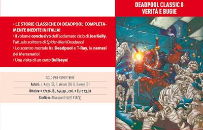 Deadpool classic #8 - Verità e bugie