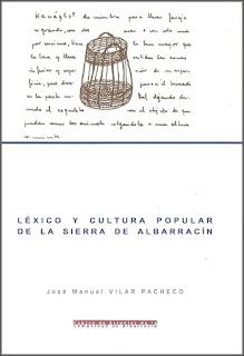 Léxico y cultura popular de la Sierra de Albarracín