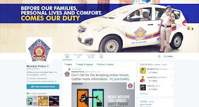 Mumbai Police Twitter