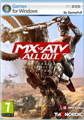 descargar MX vs ATV All Out pc full español mega y google drive.