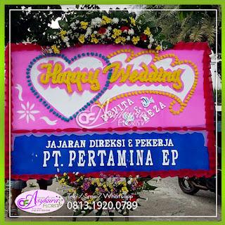 Toko Bunga Papan Wedding Jakarta Selatan