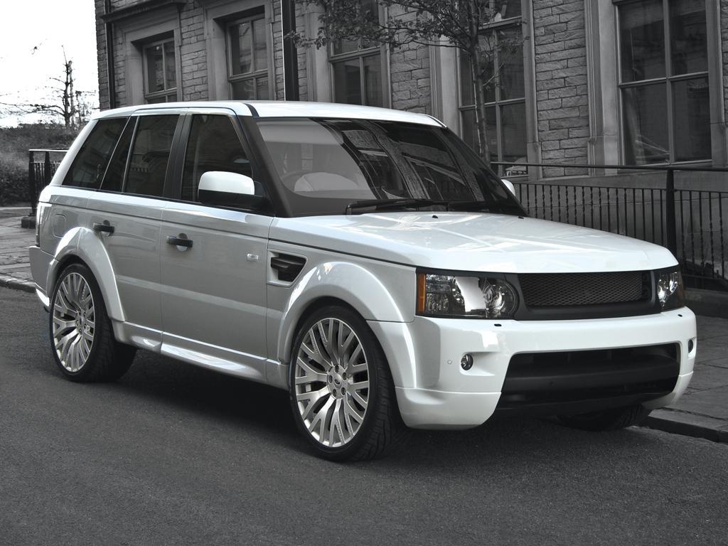 entertainment hidosenii 2010 range rover sport white. Black Bedroom Furniture Sets. Home Design Ideas