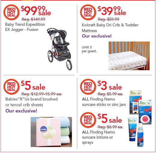Babies R Us Mattress Coupon: My South Central Texas Mommy: Toys R Us & Babies R Us Red