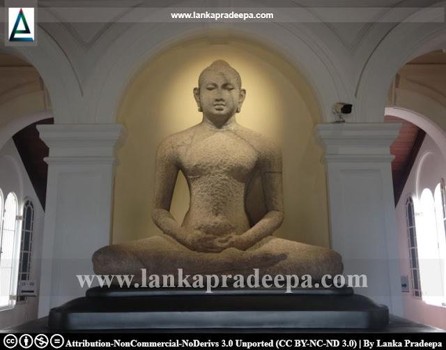 Toluvila Buddha Statue