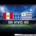 PERÚ VS URUGUAY EN VIVO HD