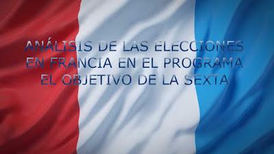 el objetivo de Ana Pastor especial elecciones Francia