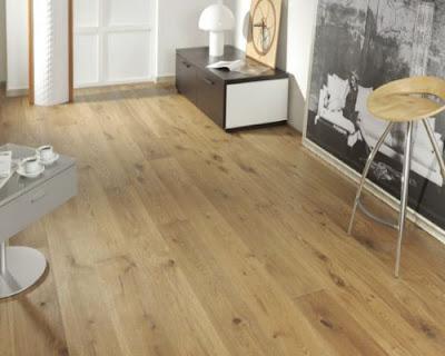 Sàn gỗ tự nhiên sồi trắng an toàn