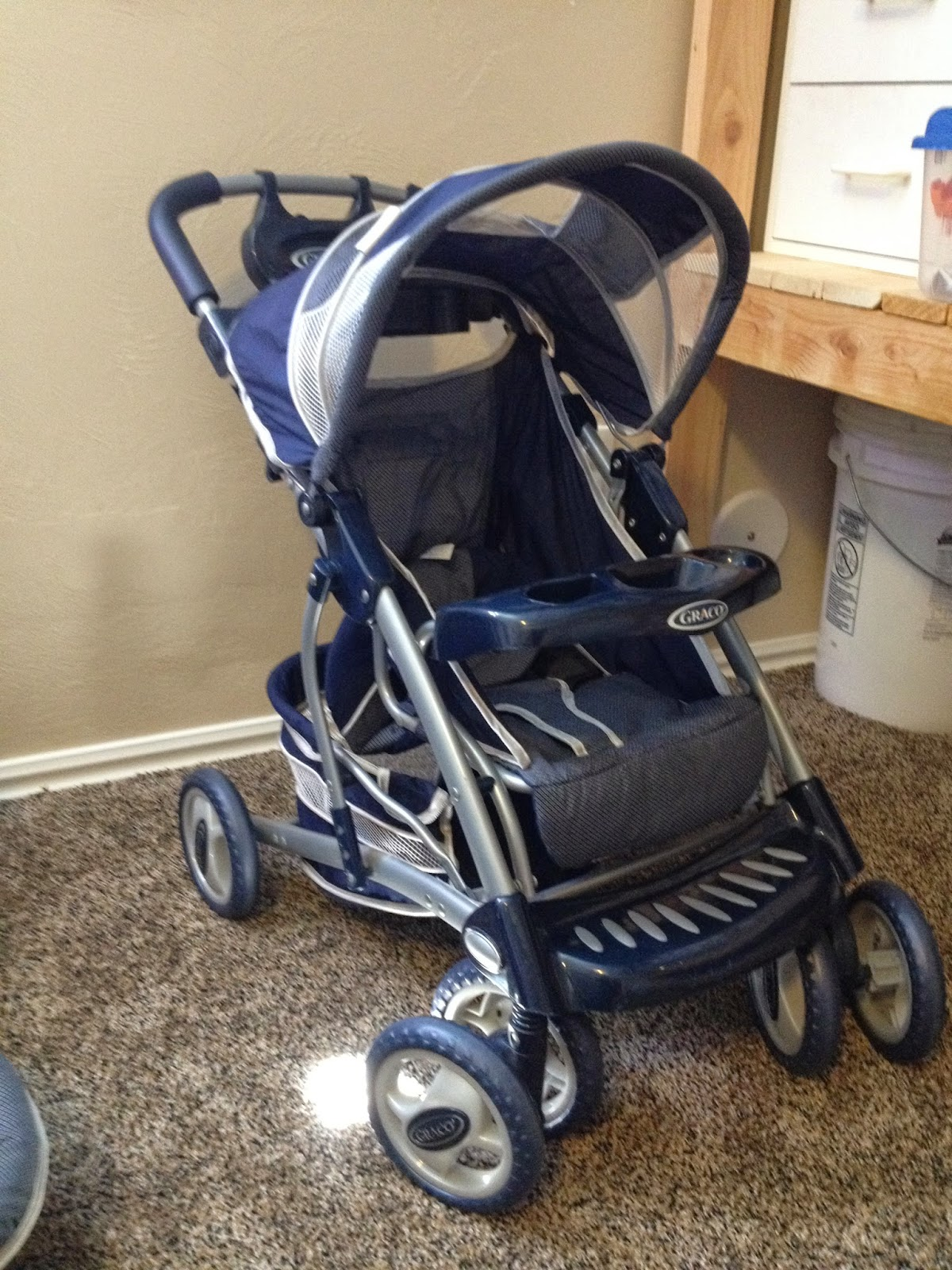 Baby Car Sun Shade >> Great Items for Sale!: SOLD--Graco Doll Deluxe Travel Set - $30