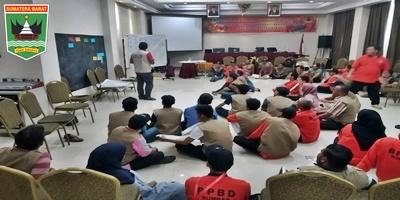 Pelatihan Relawan, Meningkatkan Kesiap Siagaan