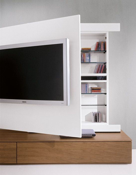 25 Amazing TV Cabinets Hidden Storage Ideas - Decor Units