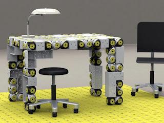 Роботизированная мебель – это должно было случиться