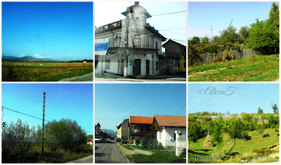 Landscapes and rural views at Hobita. In this special collage, some incredible images seen through the camera lens of my sis. Many thanks for this journey and for the joy and positivity shared! This post is dedicated to you!