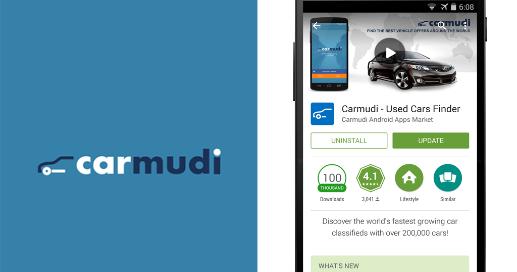 Carmudi App Review Easy To Use Online Car Finder Geeky Pinas