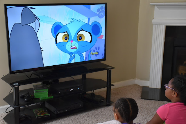 Keeping My Girls Entertained with XFINITY: Kid Tested and Approved   #ad via  www.productreviewmom.com