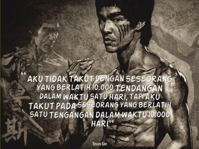 Bruce Lee - Proses