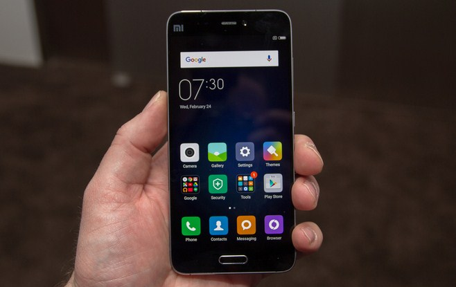 Xiaomi Mi5 Pro Ponsel Flaghsip Dengan Kekuatan Ram 4gb Dan