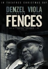 "Carátula del DVD: ""Fences"""