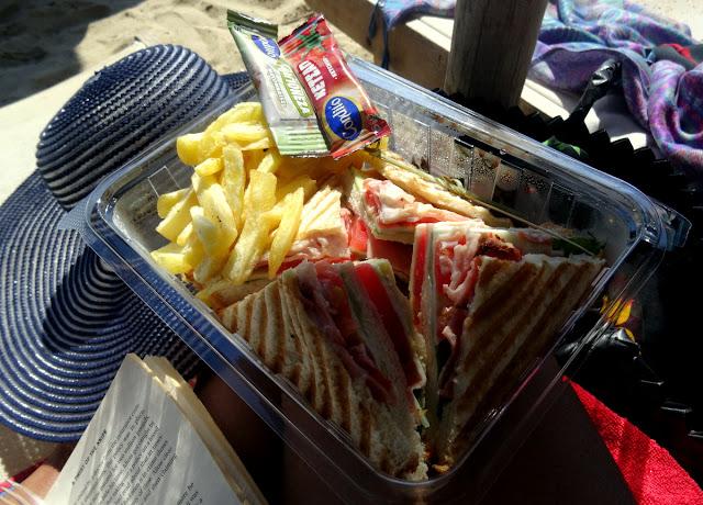 Club Sandwich Porto Paradiso Vromolimnos Beach, Skiathos, Greece