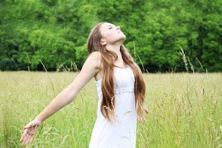 كيف انحف دون رجيم : تقنية تنفس الاسترخاء