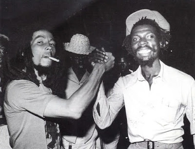 Two Giants Clash: Bob Marley and Joseph Hill