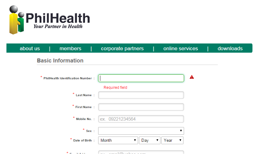 how to pay philhealth contribution online