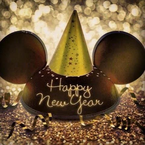 Disney Avenue: Happy New Year from Disney Avenue!!!