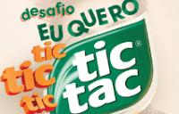 Desafio Eu Quero Tic Tic Tac euquerotictac.com.br