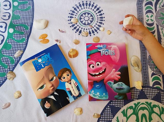 I DVD DreamWorks Animation che ci accompagnano in questa estate