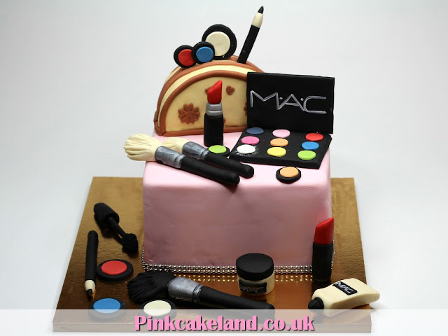 MAC Cosmetics Birthday Cake for Girl in London