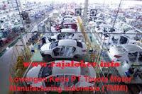 Lowongan Kerja Terbaru PT.Toyota Motor Manufacturing Indonesia