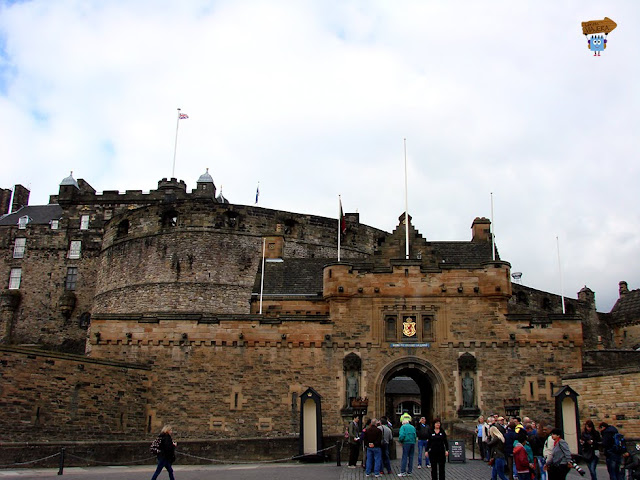 Esplanade - Castillo de Edimburgo