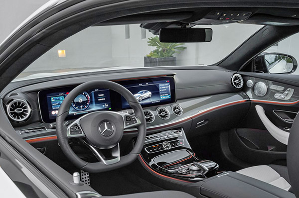 Image result for benz cls 2018 interior