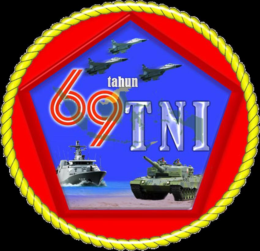 Raja Brunei Dan PM Timor Leste Hadiri HUT TNI Ke 69